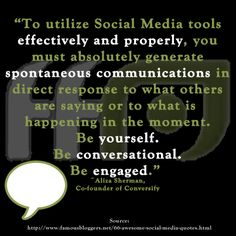 Is there more to #SocialMedia than just engaging in great conversations?