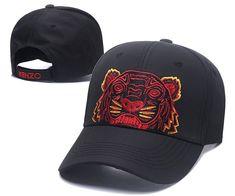 Kenzo Tiger Head Caps   Hats 002 0ff64941909f