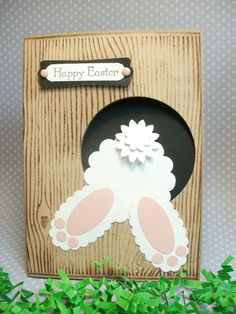 Stampin Up Easter Card   www.thepaperhen.blogspot.com  ...like me on FB or join my blog for new posts
