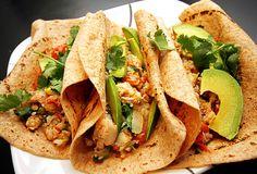 Healthy Tilapia Tacos!!