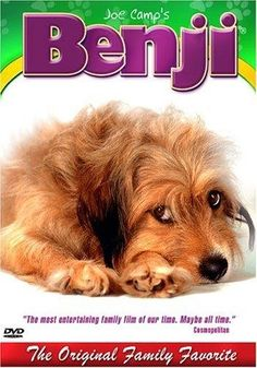 Benji (1974) Poster Me and my dad saw all the Benji movies