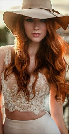 Redheads... Alla Berger