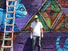 "Green Villain To Celebrate Launch of ""Vol. II: Mural Program"""