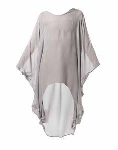 Cocoon Kaftan in Grey African Design, Resort Wear, Kaftan, Resorts, Rihanna, Ruffle Blouse, Style Inspiration, Grey, Casual