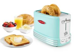 900-Watt 2-Slice Bagel Toaster With Five Browning Levels Kitchen Appliance New #toaster