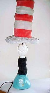 Awesome Cat In The Hat Lamp