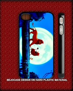 disney lion king - Hakuna Matata for iphone 5 and iphone 4/s case