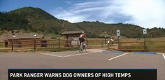 PETS Cool down your 'hot dogs' during high temps - ColoradoHiking.org