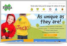 Favela (http://www.favelakidsclothing.co.uk) created by MonkeyWeb Design Warwick (http://www.monkeyweb-design.co.uk)