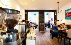 Anne & Max - freshfood en coffeecafé in de Zijlstraat #tip #hotspot #lunch #ontbijt #hightea #haarlem