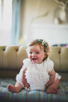 #cute #happy #baby #girl #smile #laugh #laughter