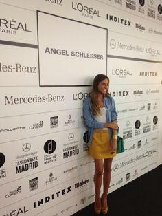 MBFWMadrid Loreal Paris, Mercedes Benz, Madrid, Womens Fashion, Jackets, Clothes, Down Jackets, Women's Fashion, Jacket