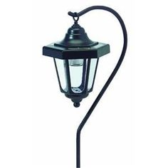 """Hanging Solar Light, HANGING SOLAR LIGHT by Do it Best. $17.99. 27"""" decorative hanging bracket supports a metal solar coach light. Amber LED technology. Advanced solar panel technology. No wiring needed and costs nothing to operate. Automatically turns On at dusk. Install anywhere. 2 year limited warranty. Black."""
