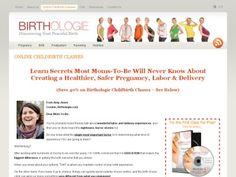 Birthologie - Empowered Online Childbirth Education