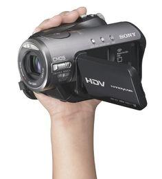 Sony HDR-HC3 4MP High-Definition Handycam MiniDV Camcorder w/10x Optical Zoom  http://www.lookatcamera.com/sony-hdr-hc3-4mp-high-definition-handycam-minidv-camcorder-w10x-optical-zoom/