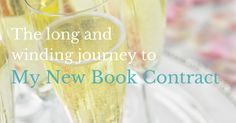Natasha Lester shares her journey through a failed manuscript to signing a two book contract.
