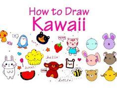 How to Draw Cute KAWAII Characters
