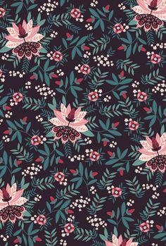 Botanico by Paula McGloin, via Behance
