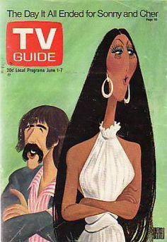 1974 - Sonny and Cher show
