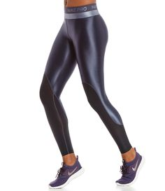 Shop for Nike Pro HyperCool Performance Tights at Dillards.com. Visit Dillards.com to find clothing, accessories, shoes, cosmetics & more. The Style of Your Life. Women's Sports Leggings, Lycra Leggings, Crop Top And Leggings, Leggings Sale, Workout Leggings, Printed Leggings, Cheap Leggings, Womens Workout Outfits, Sport Outfits
