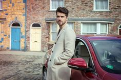 """Coronation Street: """"Adam is heartless when it comes to Rosie"""" says actor Sam Robertson"""