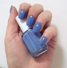 Essie Lapis of Luxury - another beautiful color from Essie!  Wore this on my toes for my wedding.