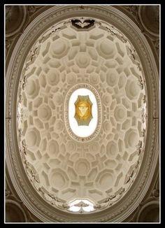 San Carlo alle Quattro Fontane  Francesco Borromini  Rome  1646  photo by earthmagnified