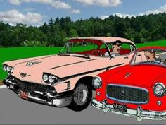 BEEP BEEP ~ THE LITTLE NASH RAMBLER ~ The PLAYMATES ~ My favorite song when I was little that I found on one of your old albums!