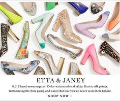 JCrew. Shoes.