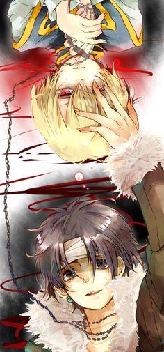 Hunter x Hunter Series Chrollo Lucifer Character Kurapika Character