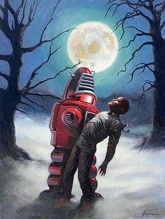 Eric Joyner paintings