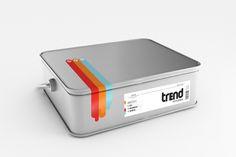 Sales Kit TRENDS by Eugenia Anselmo, via Behance