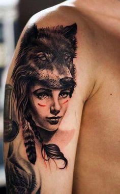 erkek omuz dövmeleri man shoulder tattoos 19