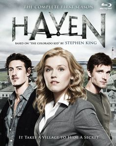 Haven, The best show ever.