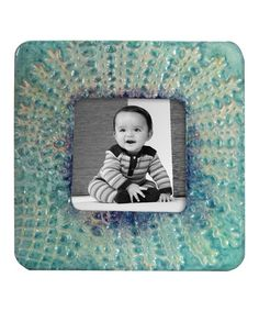 Looks like reptile skin. Loving this Light Green Frame on #zulily! #zulilyfinds