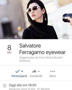 #Castelfiorentino #Evento presentazione collezione #Ferragamo #eyewear #fashonblogger Ottica Bizzeti #storiedisuccesso