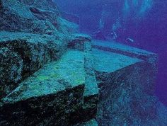 Βρέθηκε η Ατλαντίδα, Γιγαντιαίες Σφίγγες και Πυραμίδες στο Τρίγωνο των Βερμούδων! Machu Picchu, Ancient Ruins, Ancient History, Ancient Artifacts, Underwater Ruins, Lac Titicaca, Sunken City, Equador, Mystery Of History