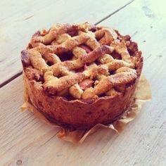 Culy.nl - Gezonde appeltaart zonder gluten, zuivel en geraffineerde suiker -