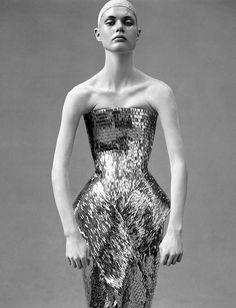 1999 - Galliano 4 Dior Couture dress