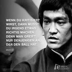 11 Pins Zu Zitatesprüche Von Bruce Lee Für 2019 Zitate