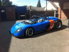racecarsdirect.com (Race Cars For Sale) » Renault Spider UK cup car