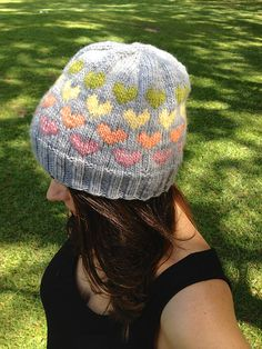 From Norway with love - hat by Anna & Heidi Pickles. malabrigo Worsted