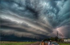The Mississippi Queen monster supercell in 2014