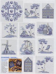 Dutch Cross Stitch