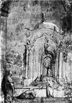 TheMassacre of the Innocents - Albrecht Altdorfer Titulo original: Der Kindermord von Bethlehem