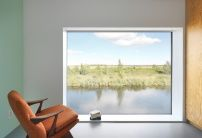 Scheibenwohnhaus mit Aussicht - Haus von Marc Koehler in Almere