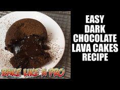 Chocolate Lava Cake in a Mug - Dessert Inspired