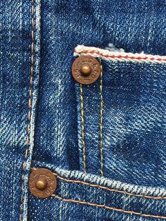 #Levis  #Selvedge  #Jeans