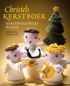 Christels kerstboek - Christel Krukkert - www.wolwolf.be