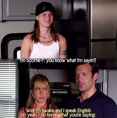 Lol, We're The Millers.
